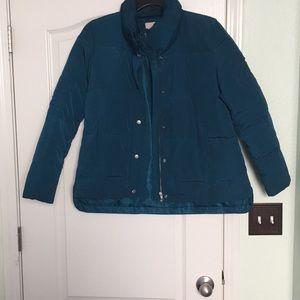 The Loft puffer jacket!!